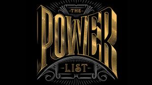 top 100 power list